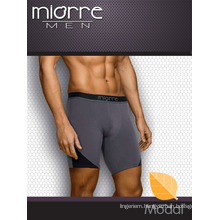 Miorre Wholesale Men's Modal Fabric Boxer Brief Elegant Fume Color