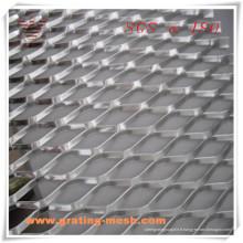 Métal expansé en aluminium / maille expansée