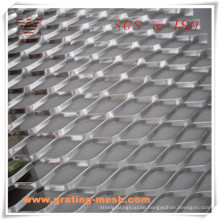 Aluminum Expanded Metal/ Expanded Wire Mesh