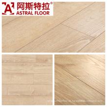 Superfície da forma 12mm & 8mm impermeável Laminate Flooring