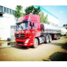 Camion de carburant de Dongfeng de 30cbm / camion de réservoir de carburant de Dongfeng / camion de pétrole / réservoir de pétrole camion / remorque de réservoir / camion de réservoir / camion-citerne / camion-citerne