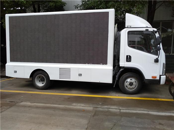 Ad Truck 1
