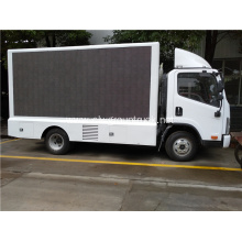 FAW big mobile truck led screen truck