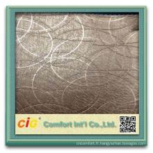 Fashion style nouveau pvc tissu simili-cuir gros canapé en cuir avec bonne qualité meilleur prix