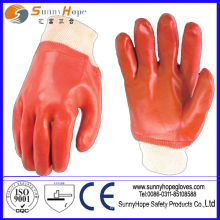 PVC/Latex/Nitrile/PU coated gloves