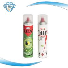 Spray de mosquito / Spray de cucaracha / Spray insecticida / Spray de aerosol de insecticida