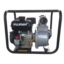 Benzinbetriebener 168F manueller Wasserhahnpreis für Verkauf Wasserpumpensteuerpult
