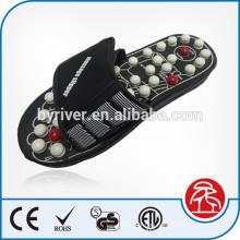 Zapatos de acupuntura deslizador de salud casa de masaje