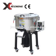 Misturador vertical grande da cor, misturador do material plástico, máquina industrial do misturador com calefator
