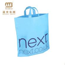 grüne Farbe mit Logo gedruckt Teelicht Papiertüte in Guangzhou