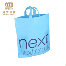 green colour with logo printed tea light paper bag in Guangzhou