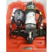9L Scba Atemschutzgerät mit Carbon Fiber Cylinder