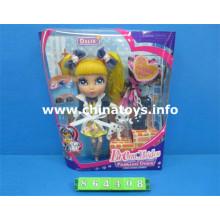 Новые Пластиковые Игрушки Детские Игрушки Куклы (864408)