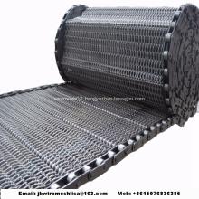 Stainless Steel Wire Mesh Metal Conveyor Belt