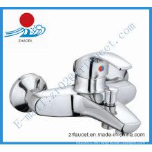 Latón de una sola manija de baño-ducha grifo (zr20601)