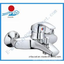 Robinet de douche et de douche en laiton à une seule poignée (ZR20601)