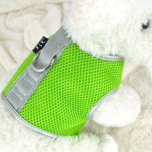 Green Small Airflow Mesh Harness with Velcro