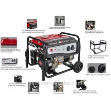 2015 Nuevo generador silencioso estupendo 5KW SC6000-II Generador eléctrico Piezas