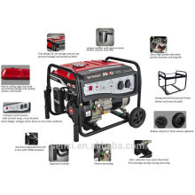 2015 New Super Silent Generator 5KW SC6000-II Electric Generator Parts