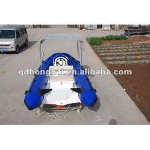 RIB boat 470 PVC inflatable boat