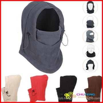 Free Shipping Multi-use Thermal Fleece Balaclava Neck Winter Ski Full Face Mask Cap Cover