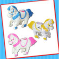 Plastic Wind up Fantastic Horse Toy with Candy