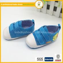 Chaussures de marche avant bébés infantiles avec bande dessinée 2015