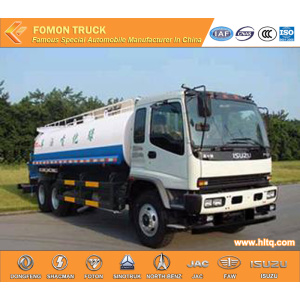 Isuzu FVR 6x4 Water Spraying Truck