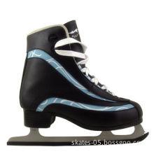 Ice Skate, 1.2-1.4mm, PVC Leather, Velvet + 4mm EVA