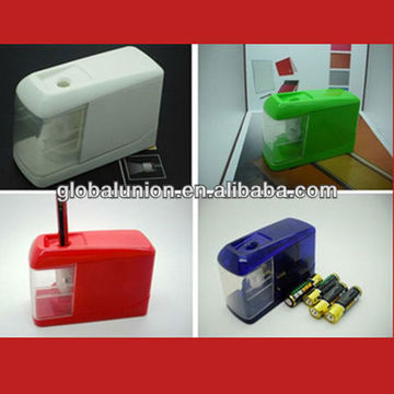electric pencil sharpener PP material