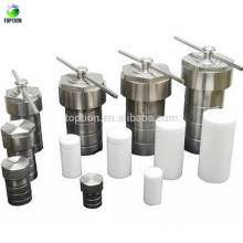 Hydrothermal Synthesis Autoclave Reactor with Teflon Chamber 200mL