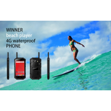 Jugador de playa 4G impermeable PHONE