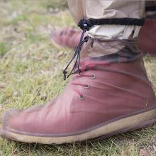 Calcetines de mosquitos Redes que protegen las redes de los calcetines de malla