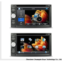 Car DVD GPS Universal Doble DIN Navegación MP4 Player