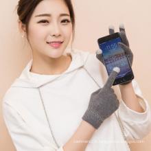 bon marché meilleur vente hiver alpaga main réchauffement des femmes gants