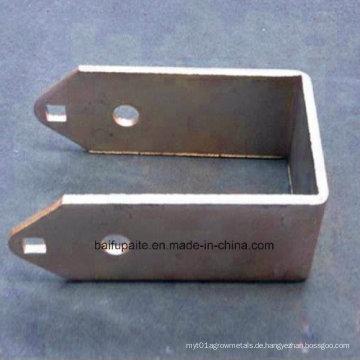 Metallmaschine Teile landwirtschaftliche Ausrüstung Zubehör
