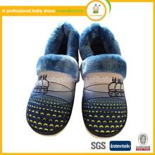 Nouveaux arrivages chauds chaussures de mode hommes doux chaussures d'intérieur
