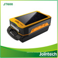 Mini Size Portable Solar Chargeable GPS Tracker for Field Worker Tracking Solution