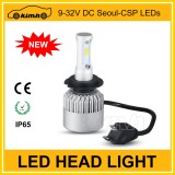 H4,H7,H8,H11,9005,9006 motorcycle headlight bulb led