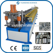 Passed CE and ISO YTSING-YD-1064 Galvanized Steel Keel Cold Roll Forming Machine Manufacturer