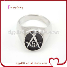 Stainless steel cheap vampire ring manufacturer