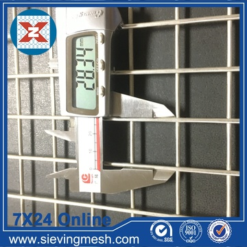 Panel Mesh Welded Stainless Steel