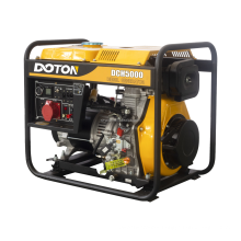 5000W DOTON Diesel Generator With Mobile Silent Power Station