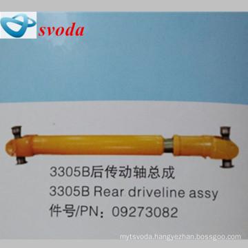 Terex dumper parts stainless steel rear pto drive shaft09273082