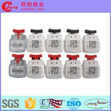 Jcms-002 Sicherheits-Kunststoff-Meterdichtungen zur Verwendung mit Gas-, Wasser- und Stromzählern