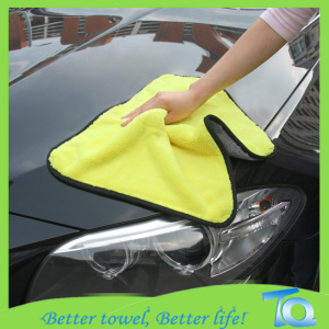 Ultra Thick Plush Microfiber Car Cleaning Towels