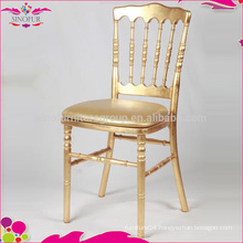 napoleon gold chair for party