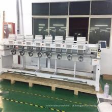 8 cabeças computadorizada 12 agulha multi cabeça máquina de bordado para Cap / t-shirt / flat bordado china preço