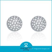 Latest Design Whosale Silver Earring