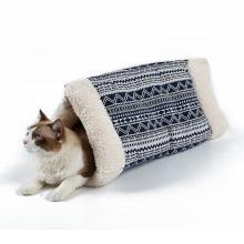 Cat Rustling Sack Functional Winter Warm Cat Pet Cave Mat